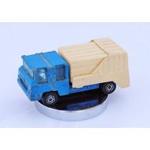 Corgi Jr. Refuse Truck - Caminhão De Lixo Antigo 1/64
