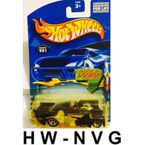 Hot Wheels 2001 41 Willys He Man Lacrado