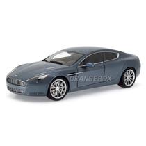 Aston Martin Rapide Autoart 1:18 Azul 70218
