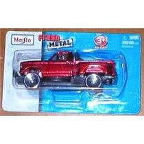 Maisto Fresh Metal - Ford Truck Vermelha