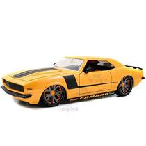 1:18 Chevy Camaro Amarelo Tunnning 8 Jada Toys