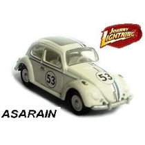 Jl - Vw Fusca Herbie The Love Bug Disney - 1/64