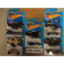Hot Wheels Coleção Batman 2014 - Os 5 Modelos