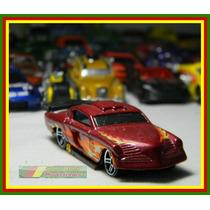 Miniatura Automóve Antigo 1:64 Hot Wheels