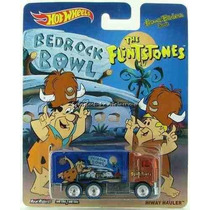 Hot Wheels Hanna Barbera The Flintstones Hiway Hauler 2014