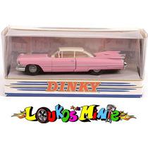 Matchbox Dinkt 1959 Cadillac Coupe De Ville Rosa 13cm