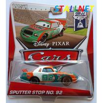 Disney Pixar Cars Sputter Stop Nº92 Tenho Sally Doc Lizzie