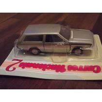 Miniatura Carros Nacionais Ford Belina Ii 1981 Na Embalagem