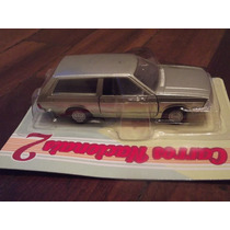 Miniatura Carros Nacionais Ford Belina 2 1981 Na Embalagem