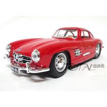 Mercedes-benz 300sl 1954 Esc. 1:24 Burago