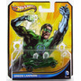 Miniatura Hot Wheels Dc Comics Lanterna Verde Green Lantern