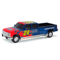 Pickup Nascar Dually Tailgate 2005 1:24 Action 110218