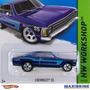 Hot Wheels - Coleção 2014 - Chevrolet Ss (opala) (azul)