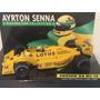 Minichamps 1/43 Lotus 99t Honda Turbo F1 Asc 15 Senna 1987