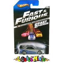 Hot Wheels Nissan Velozes Furiosos Fast & Furious1:64