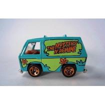 Van Retro Maquina De Mistérios Do Scooby Doo Mystery Machine