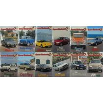 Revistas Da Coleção Carros Nacionais Extra 2- Unidade
