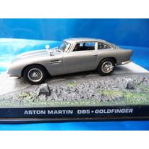 007 James Bond* Aston Martin Db5 Goldfinger Esc 1:43