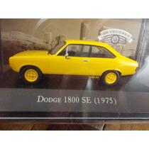 Miniatura Carros Inesquecíveis Do Brasil Dodge 1800 Polara