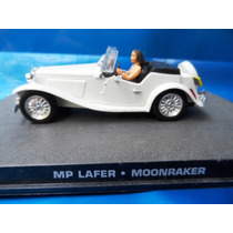 007 James Bond* M P Lafer - Diorama Moonraker Esc 1:43