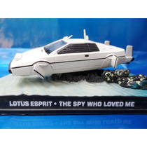 007 James Bond Lotus Esprit The Spy Who Loved Me Ec 1:43