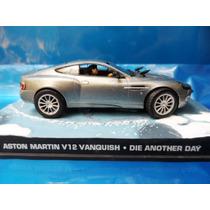 007 James Bond Aston Martin V12 Vanquish Die Another Ec 1:43