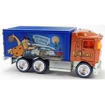 Hot Wheels The Flintstones Hiway Hauler - Bdr87 - Mattel