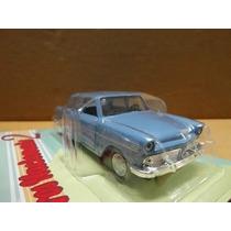 Miniatura Carrinhos Coleção Aero Willys Lacrado
