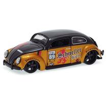 Volkswagen Fusca Tunning 1:24 Maisto 31023-dourado