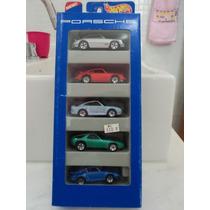 Hot Wheels - Gift Pack Porsche - 1996 - Lacrado E Raro!