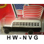 Johnny Lightning School Bus Policia Ônibus American Heroes