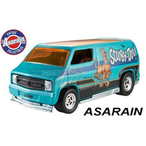 Mystery Machine Scooby Doo Dodge Van Hot Wheels 1/64