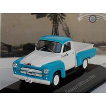 Miniatura Picape 3100 Carros Inesquecíveis Brasil Revista