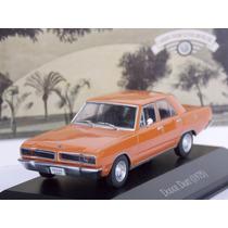 Miniatura Dodge Dart 1/43 Carros Inesquecíveis Do Brasil