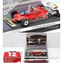 1/43 Diorama Brumm Ferrari G. Villeneuve Zandvoort F1 1979