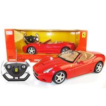 Miniatura 1/12 Ferrari California - Controle Remoto - Rastar