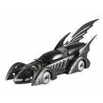Miniatura Batmóvel Batman Forever 1995 1:18 Hot Wheels Elite