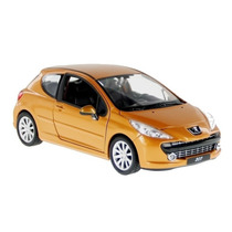 Peugeot 207 - Welly Collection Die-cast - 1/24