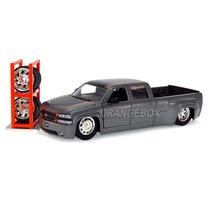 Chevy Silverado Dooley 1999 1:24 Jada Toys 54027-1