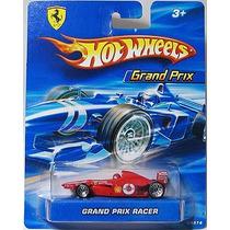 Grand Prix Racer Ferrari - Hot Wheels - 1:64