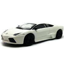 Burago 1:43 Street Fire Box - Lamborghini Reventon - Branco