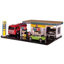 Brinquedo Poliposto Com Carrinhos E Caminhão 5504 - Poliplac