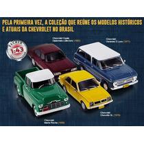 Coleção Chevrolet Collection 3 Volumes A Sua Escolha