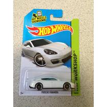 Carrinho Hot Wheels Porsche Panamera Coleção 2015