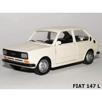 Fiat 147 O Mais Barato Mercado (clássico Nacionais)miniatura