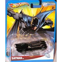 Hot Wheels Dc Universe Carro Do Batman