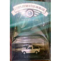 Pick-up Fiat 147 Miniatura 1:43 Inesqueciveis Nacionais