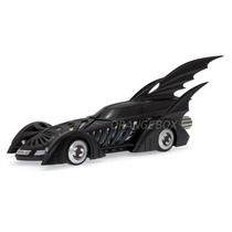 Batmovel 1995 Batman Forever Vkilm H Wheels Elite 1:18 Bcj98