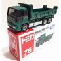 Takara Tomy Tomica Nº 76 Isuzu Giga Dump Truck