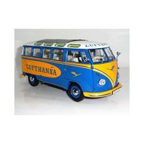 Vw T1 Bulli Samba Bus Lufthansa Exclusiv-serie 1:18 Schuco